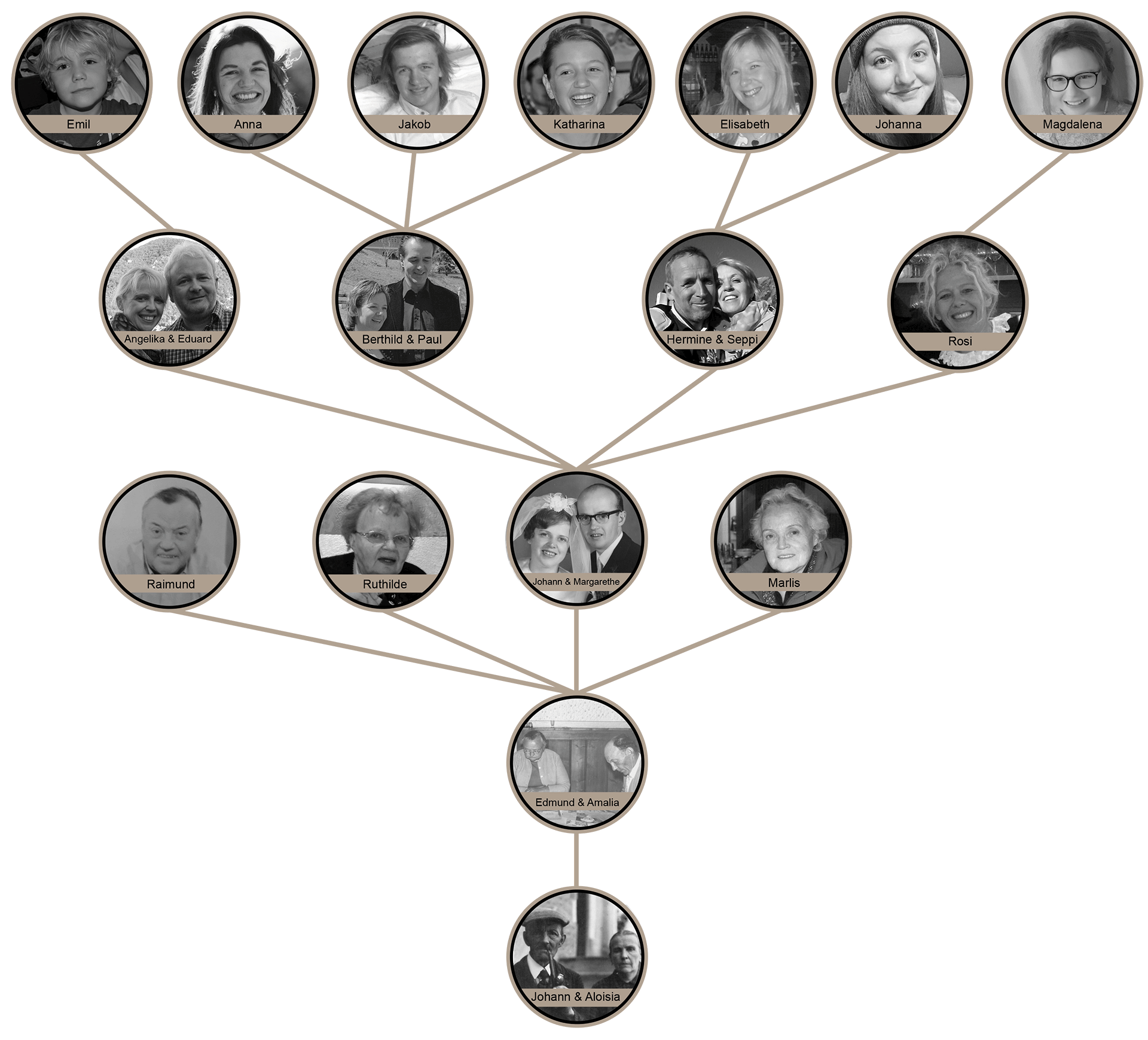 Family Tree Kurz