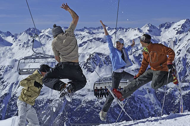 Winter Holiday in Ischgl